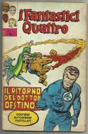 I FANTASTICI 4 - IL RITORNO DEL DOTTOR DESTINO N.7 - 29 GIUGNO 1971 - Super Héros