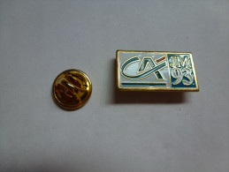 Banque Crédit Agricole , Jeux Médierranéens 93 - Banken