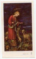 Baggio, Milano - Santino RICORDO ORDINAZIONE E I° MESSA, DON LUIGI DE CIECHI Sacerdote 28/29-Giugno 1953 - OTTIMO L19 - Religione & Esoterismo