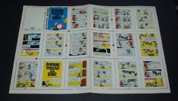2 Mini Récits Spirou N° 1459 (spécial Pâques) (315 Et 316) Symphonie Pascale Pour Bobo Et La Poule Aux Oeufs Durs - Spirou Magazine