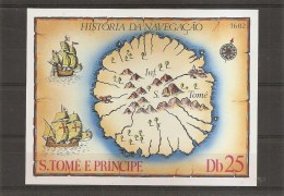 Iles ( BF 38 XXX -MNH- de Saint-Thomas et Prince)