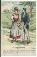 Le Droit Chemin , 1918 - Humour