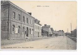 CPA Boos ( Seine- Inf)   La Mairie - Autres Communes