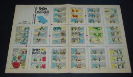 """Mini Récits Spirou Du N° 1440 (296) """"bobo Prend La Porte"""" Non Monté - Spirou Magazine"""