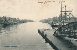 ALLEMAGNE - BREMEN - Freihafen - Bremerhaven