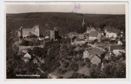 """1935, """" Hohenstein I. Nassau """"  Landpost-Stp.!  , #2353 - Allemagne"""