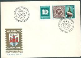1866 Hungary SPM Stamp Philately Exhibition Addressed