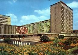 LUXEMBOURG  - Prager Strasse Mit Interhotel Newa  1973  Used - Dresden
