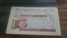 LOT 265241 TIMBRE DE FRANCE NEUF*