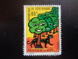 Côte-D'Ivoire 1976  N°404 Oblitéré - Côte D'Ivoire (1960-...)