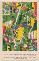 Découpage Puzzle NESTLE - Pour Ceux Qui Ont Gagné... - Publicités