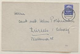 D.Reich -522 EF 25 Pfg. Hindenburg Aud Ausl.-Brief - Mit 4 Aufkleber Devisenüberwachung Zollamtlich Geöffnet !! - Briefe U. Dokumente