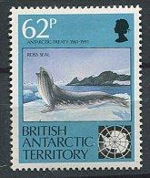 (cl. 8 - P22) Antarctique Britannique ** N° 204 (ref. Michel Au Dos) -  Phoquede Ross - - Neufs