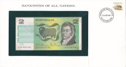 BILLET NEUF 2 DOLLARS MAC ARTHUR / JTH 087201 - Emissions Gouvernementales Décimales 1966-...