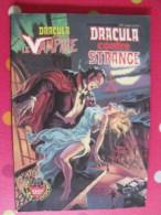 Dracula Le Vampire. Dracula Contre Strange. 1980. Arédit. Marvel - Books, Magazines, Comics