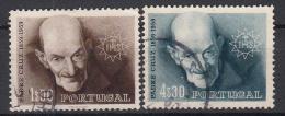 PORTUGAL - Michel - 1960 - Nr 890/91 - Gest/Obl/Us - 1910-... République