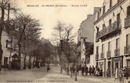 AVENUE CARNOT = (MAGASIN J. BERSON) - Belle Ile En Mer