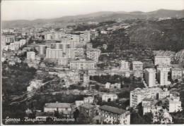 GENOVA - BORGORATTI - PANORAMA   - G - Genova