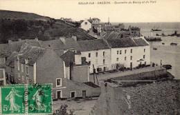 SAUZON - LE BOURG - Belle Ile En Mer