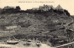 VILLA DE L´ANGLAIS À GOULPHAR - Belle Ile En Mer