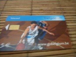 Phonecard Sport Belgium