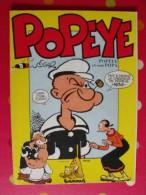 Popeye Et Son Popa. Segar. Futuropolis. 1988. Pub Total - Other