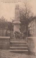 26m - 38 - Saint-Just-Chaleyssin - Isère - Le Monument Aux Morts - 1914-1918 - Soulié - France