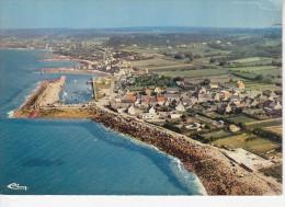 LE BECQUET (50-Manche), Vue Générale Aérienne Du Port, Ed. CIM - France