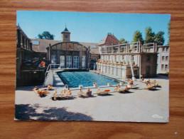 LUXEUIL-LES-BAINS La Piscine Des Thermes  1972 - Luxeuil Les Bains
