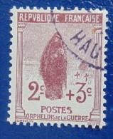 148 Oblitéré TTB - Francia