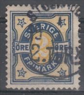 D1877 - Sweden Mi.Nr. 51 O/used - Suède