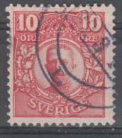 D1883 - Sweden Mi.Nr. 71 O/used - Suède