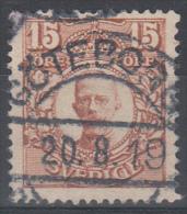 D1888 - Sweden Mi.Nr. 73 O/used - Suède