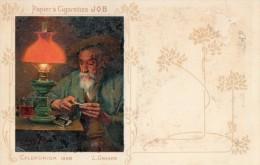 Collection JOB - Calendrier 1898 - Graner - Autres
