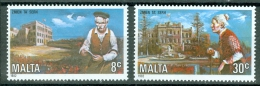 Malta 1982 Man And Home For The Elderly MNH** - Lot. 3663 - Malte