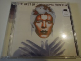 David Bowie - The Best Of 1969/1974 - Emi 7243 8 21849 2 8 - Holland - Rock
