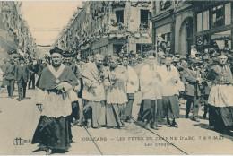 Orléans. Les Fêtes De Jeanne D´Arc. Les Evêques - Orleans