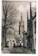 31034 ( 2 Scans ) Brugge Onze Lieve Vrouw Kerk - Brugge