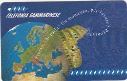 SAN MARINO - Pronto Chi Parla/Rome(EA), Tirage 40000, 04/97, Mint - San Marino