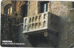 SAN MARINO - The Balcony Of Romeo & Juliet(NA), Tirage 15000, 11/99, Mint - San Marino