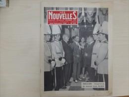 Société RICARD, Les Nouvelles, Aout-septembre 1960, N)344, 48 Pages ; Ref 409C7 - Books, Magazines, Comics