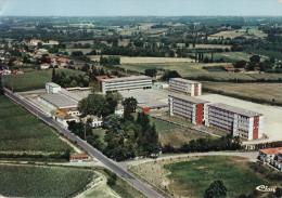 Nogaro - Vue Aérienne - Lycée Mixte Et Centre D'enseignement Technique - Nogaro