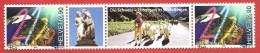 SVIZZERA USATO - 1999 - Nuovo Millennio - Ehrengast In Sindelfingen - 0,90 Fr. - Michel CH 1706 - Switzerland
