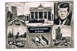 D-5344  BERLIN : Präsident KENNEDY In Berlin ( ( Ich Bin Ein Berliner)( Multiview) - Other