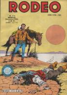 RODEO N° 412 BE LUG 12-1985 - Rodeo