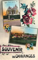Chavanges  SOUVENIR DE - Frankreich