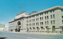CNR Station , WINNIPEG , Manitoba , Canada , 50-60s - Winnipeg