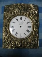 ANCIENNE  Le Front PENDULE HORLOGE COMTOISE XIX - Clocks