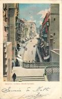MALTA VALLETTA  STRADA LEVANTE - Malta