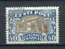 Estland Nr.62       O  Used        (076) - Estonia
